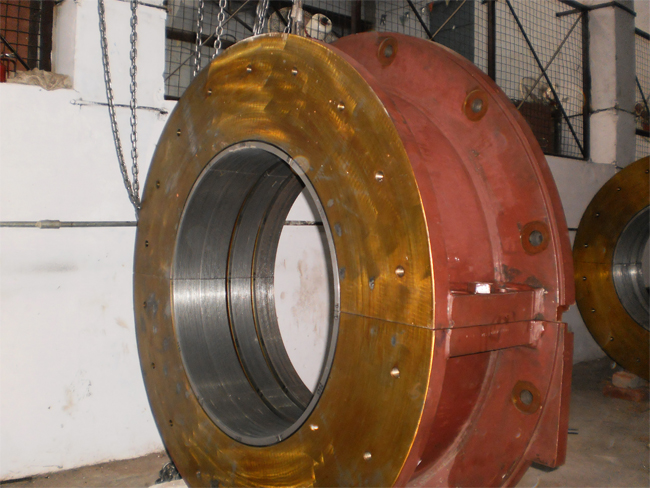 turbine-shaft-seal-housing