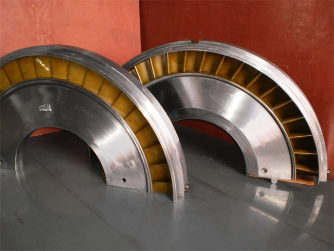 turbine-diaphgram